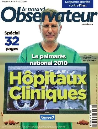 Classement Le Nouvel Observateur 2010