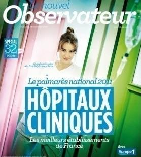 Classement Le Nouvel Observateur 2011