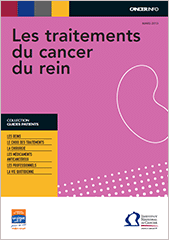 Guide patient : les traitements du cancer du rein