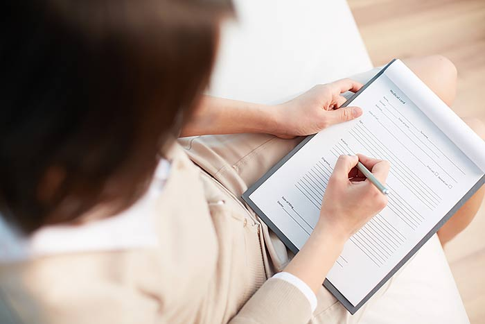 Questionnaires d'évaluation en urologie