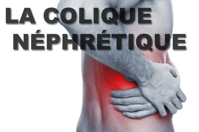 douleur colique néphrétique