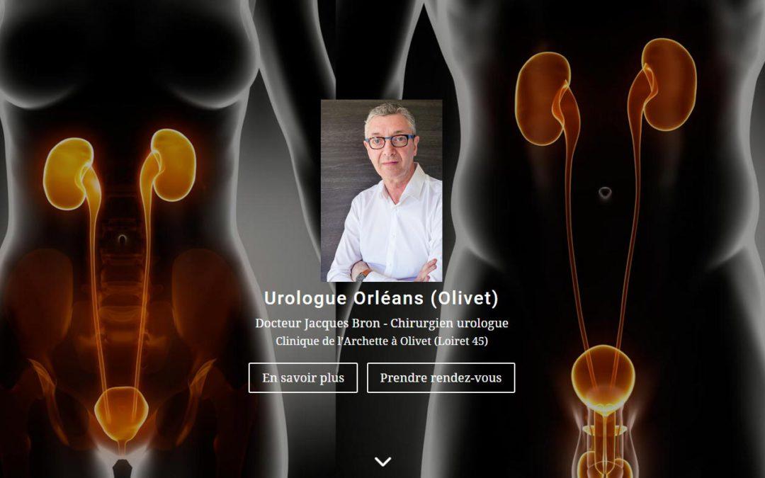 Un nouveau look pour le site docteur-bron-urologue.fr